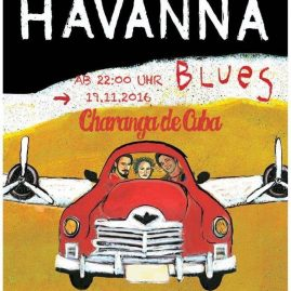HAVANNA BLUES 19.11.2016
