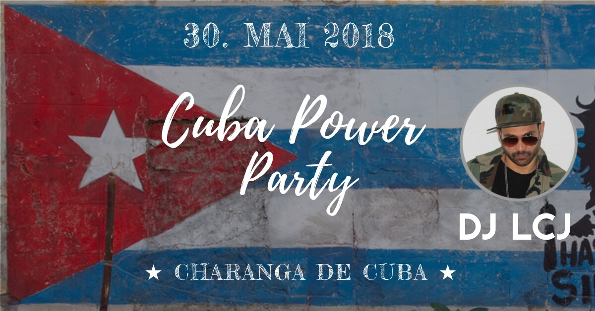 CUBA POWER PARTY