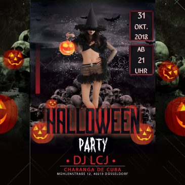 HALLOWEEN PARTY 31.10.2018