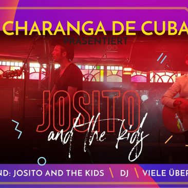JOSITO & THE KIDS 23.11.2018