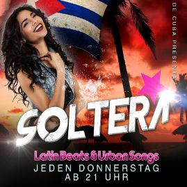 SOLTERA – EVERY THURSDAY AT 21